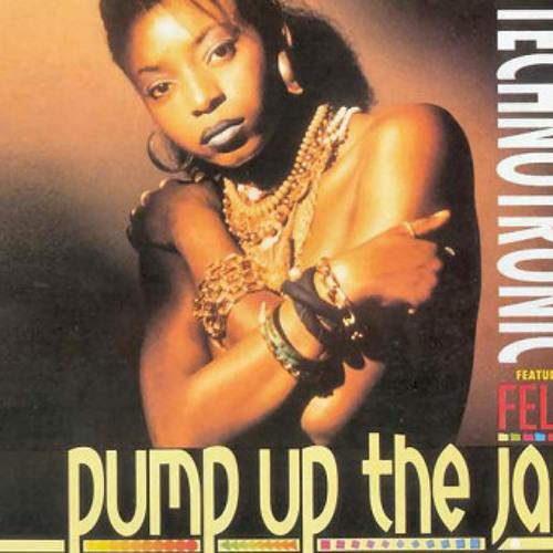 Technotronic - Pump Up The Jam (MOTSA Rebass)