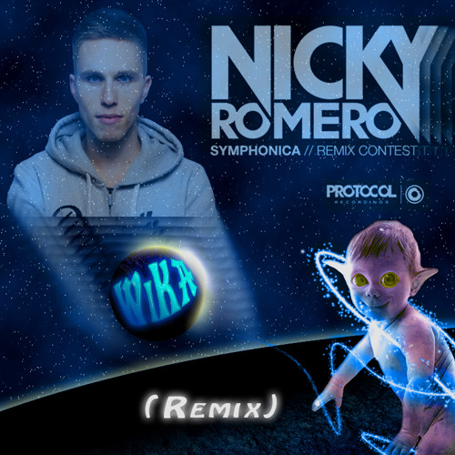Nicky Romero - Symphonica (Kazykael Remix) [FreeDL]