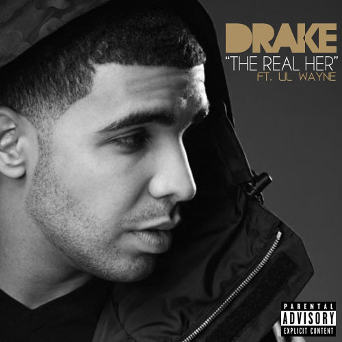 Drake - The Real Her Feat. Lil Wayne  Andre 3000