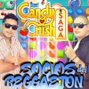 Jugando Candy Crush  Socios Del Reggaeton