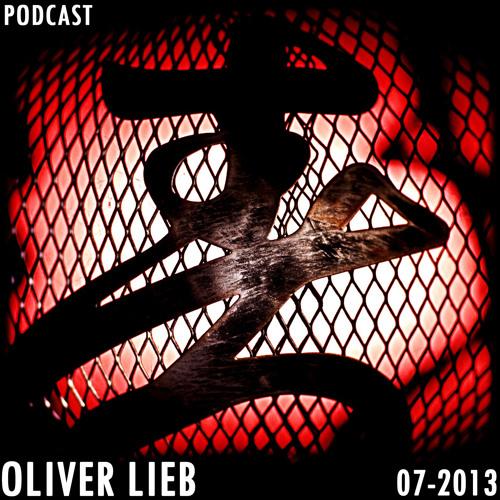 Free DJ Set: Oliver Lieb Podcast for July 2013