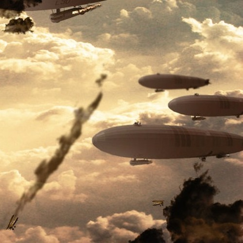 Attack of the Airships