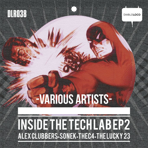 TheLucky23 - Passion Pit (Original mix)       DLR038