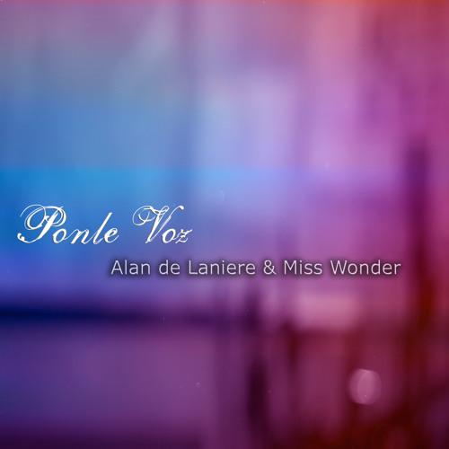 Alan de Laniere & Miss Wonder - Ponle Voz (Dub Mix) (Preview)