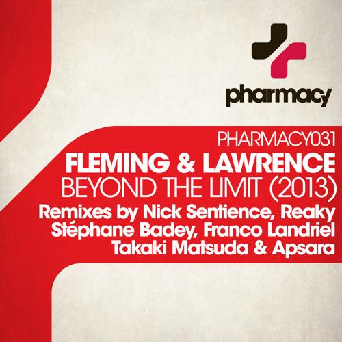 Fleming & Lawrence - Beyond the Limit (Reaky V2 Remix) [Sampler]