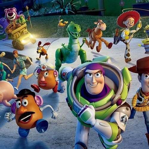A Pixaresque Chase