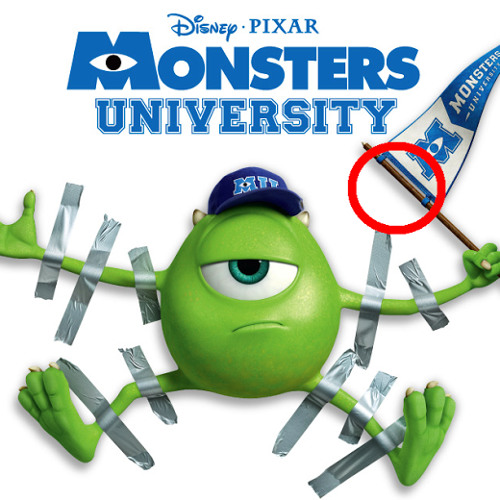 Monsters Univeristy Remix