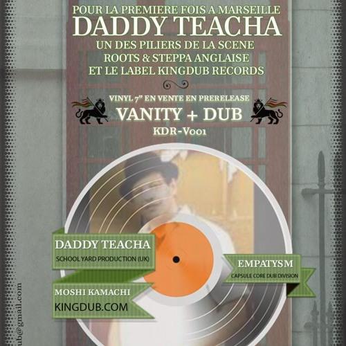 Moshi Kamachi - KingDUB Records Party _ WARM UP For DADDY TEACHA / MOLOTOV (Marseille, Fr)