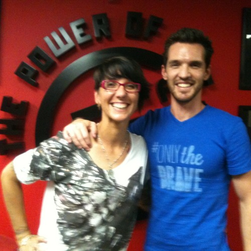 Roland Albertson interview #2 on 5fm with Catherine Grenfell about #OnlyTheBrave
