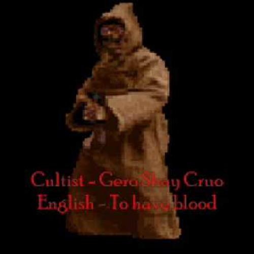 Klepsus - Cabal Opera (Tribute to Blood)