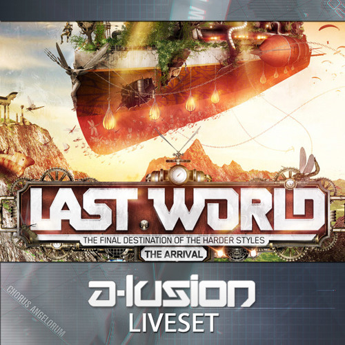 A-lusion - Live at Last World 2013