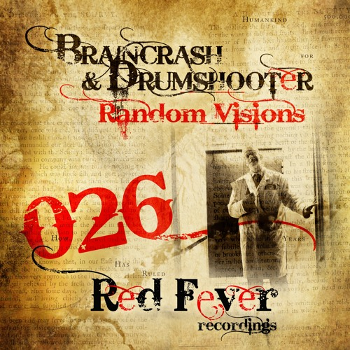 RED-026 3. Drumshooter - Mesmerizing Death Rattle