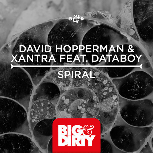 Spiral by David Hopperman & Xantra ft. Databoy