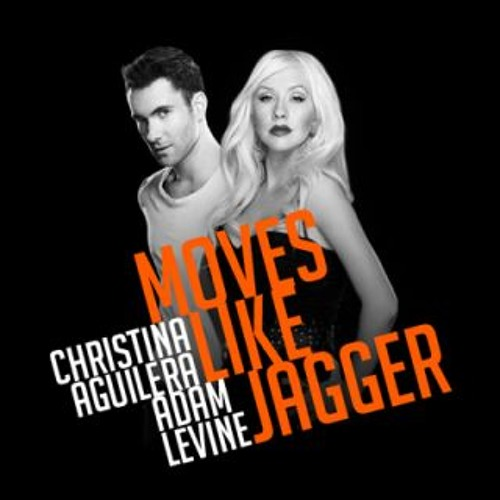 Maroon 5 Ft Christina Aguilera Moves Like Jagger 2013 Kdj Remix By Kdj
