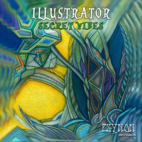 """02 - Illustrator """"Secret vibes"""" 148bpm"""