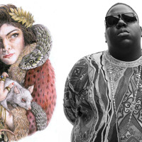 Lorde vs. Biggie Can I Get Witcha Love Club (Carter Mashup) Artwork