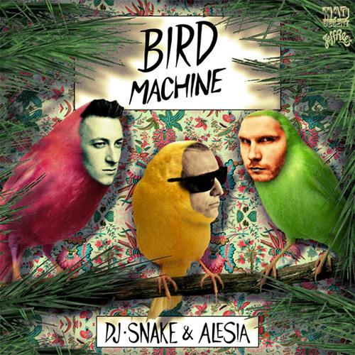 DJ Snake feat. Alesia - Bird Machine (Dyslexic Jesus Family Guy Remix)