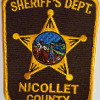 Naked Nicollet County MN Police Chase