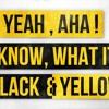 Prince Champ - Black & Yellow (Freestyle Recording)