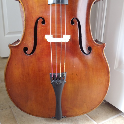 Ties That Bind by Dave Omlor cello part by Fretless Jim Fla