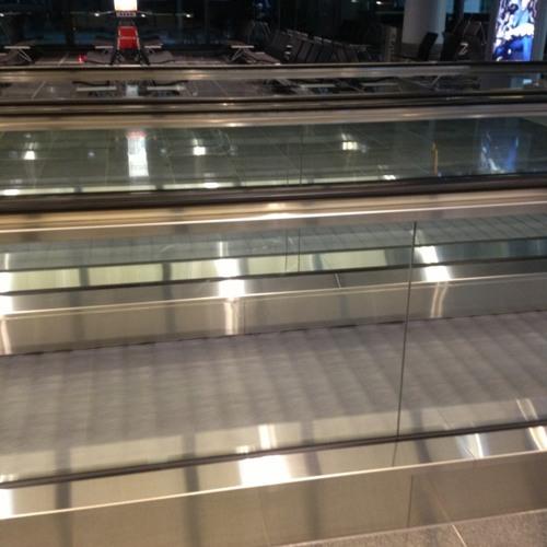 Click over airport intercom