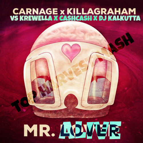 Krewella vs Carnage & KillaGraham ft. Cash Cash x DJ Kalkutta - Mr. Alive (Pure Carnage Mashup)