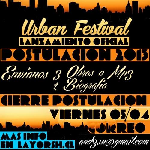 Promocional urban festival J.I 2013 (prod gra2beat)
