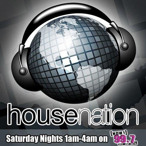 DJ PTR 99.7NOW! House Nation Mix 7.13.13