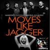 Maroon 5 Ft. Christina Aguilera - Moves Like Jagger 2013 (B4D Master)