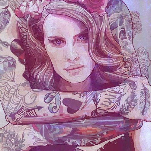 Glinda the Good Witch   -Lana Del Rey Lyric MashUp