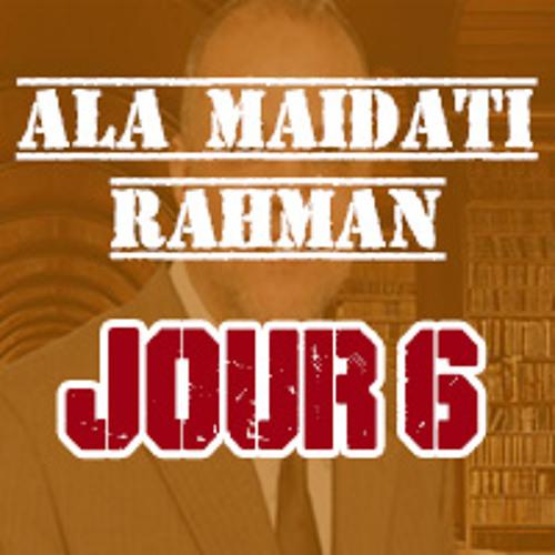 Ala Maidati Rahman 15-07-13