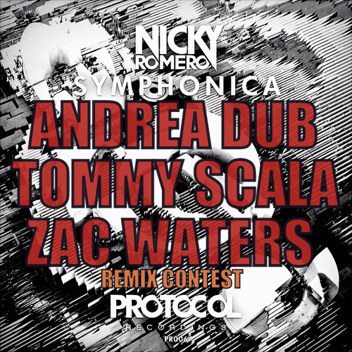 Symphonica (Andrea Dub, Tommy Scala & Zac Waters Remix) VOTE NOW!!!