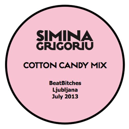Simina Grigoriu - COTTON CANDY Mix