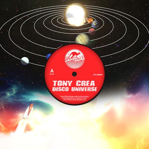 Tony Crea - The Disco Universe