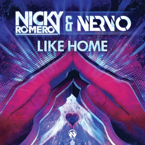 Nicky Romero & Nervo - Like Home (D-Block & S-te-Fan rmx) TEASER