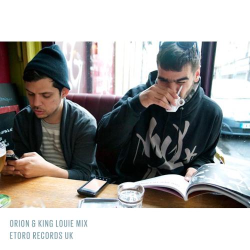 Etoro Session 015 by Orion and King Louie (Austin, Texas)