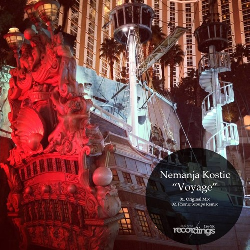 Nemanja Kostic - Voyage (Original Mix) [CUT] / Stripped Recordings