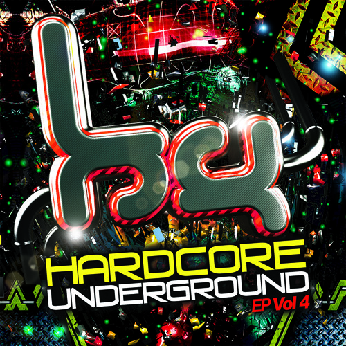 Fracus & Darwin - Just A Ride ('Hardcore Underground EP Vol.4' - Preview Clip)