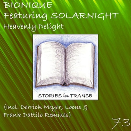 BIONIQUE feat. SOLARNIGHT - Heavenly Delight