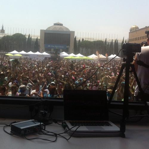 Steve Nash 07.2013 Plaza Univers Barcelona