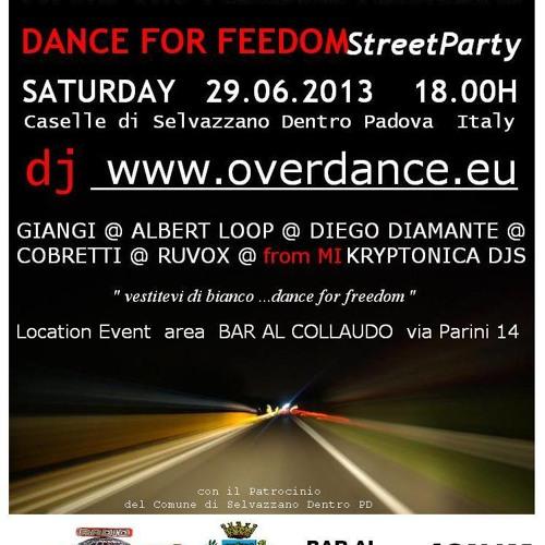 SAB 29 GIUGNO 2013KRYPTONICA DJS#STREET PARTY #T.F.R #THE FABOLOUS RISONANZA