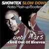 Bruno Mars Vs. Showtek - Locked Out Slowdown (Alatja Mash-Up/Bootleg)