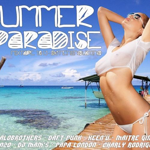 """Summer Paradise"" By Deejay Meniinolatino"