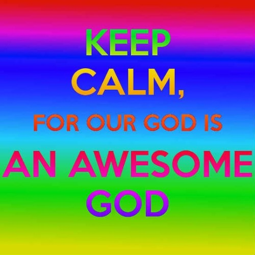 Our God Is An Awesome God (Remix)