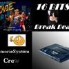 MémorieSystem Crew16 Bits Street Rage