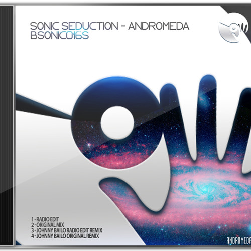 Sonic Seduction - Andromeda (Original Mix) *Preview*