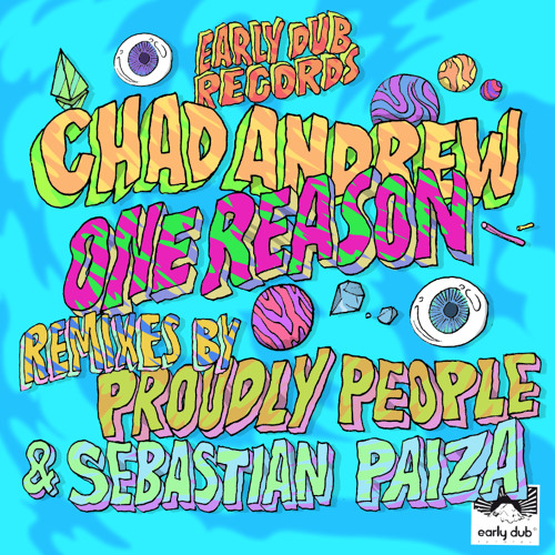 "Chad Andrew - One Reason (Proudly People ""Dark"" Remix) [Earlydub Rec.]"