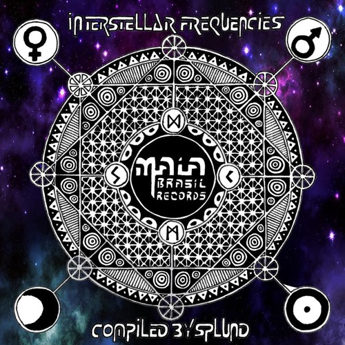 Aewock - Magnitude (VA INTERSTELLAR FREQUENCIES // MAIA BRASIL RECORDS)