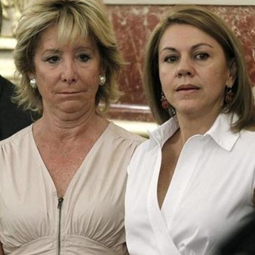 Demostración que Cospedal y Esperanza Aguirre es la misma persona
