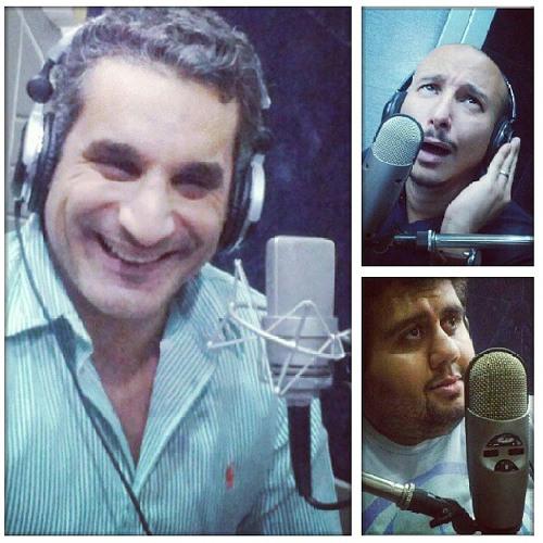 ما علينا - دكتور باسم يوسف حلقه 4